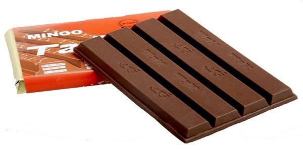 صادرات شکلات و پاستیل