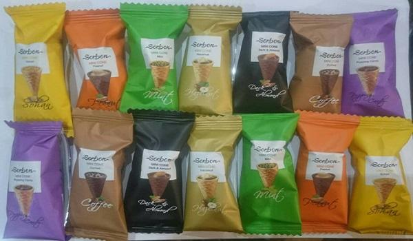 نمایندگی خرید شکلات قیفی سوربن در تهران