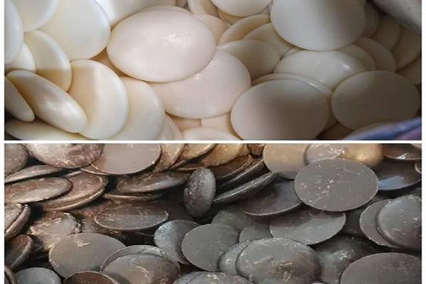 تولید شکلات سکه ای سوربن