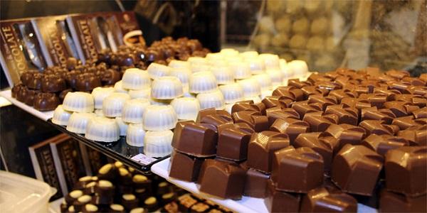 صادرات شکلات ایرانی