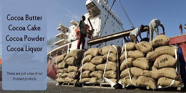 واردات پودر کاکائو جامبی
