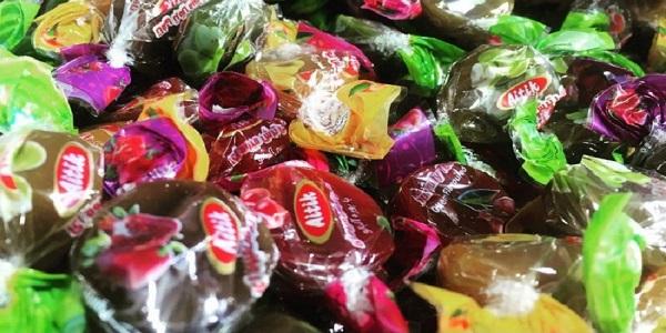 صادرات شکلات تافی ایرانی