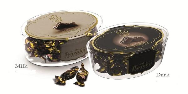 پخش شکلات 2 سر پیچ