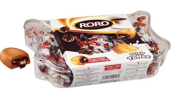 فروش ارزان ترین شکلات تافی برای صادرات