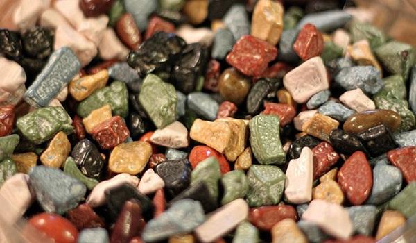 صادرات شکلات سنگی و اسمارتیز