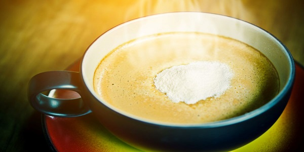 مرکز پودر شیر غیر لبنی قهوه